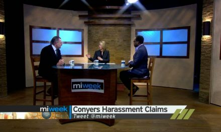 11/30/17: Conyers Harassment Claims / Line 5 Agreement