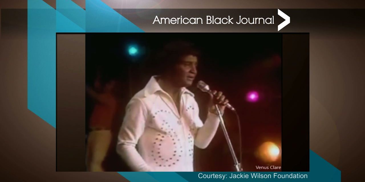 """6/18/17: """"The Jackie Wilson Story"""" / Transition to Success"""