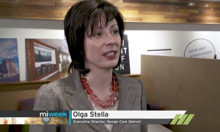 Christy talks Detroit Design with Olga Stella | MiWeek Clip