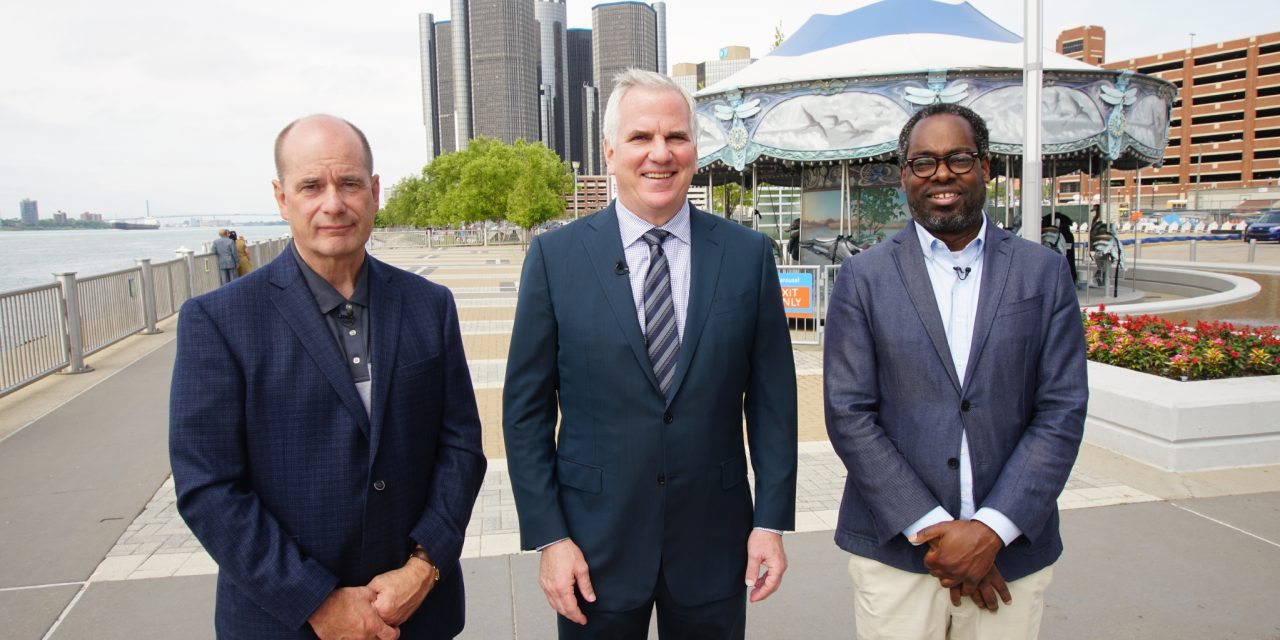 6/14/18: The Future of Detroit's Riverfront