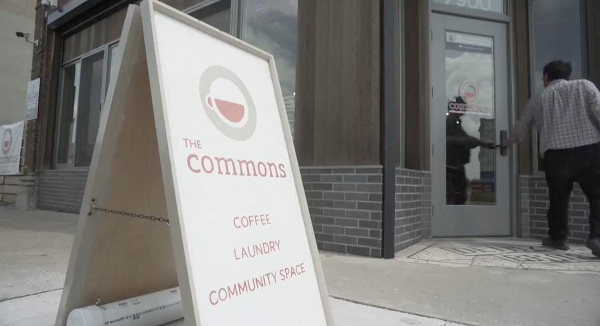 The Commons among Commerce Design Award recipients