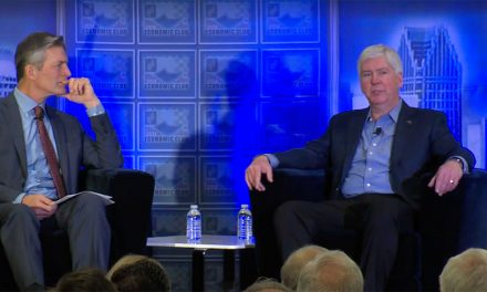 Rick Snyder: The Exit Interview
