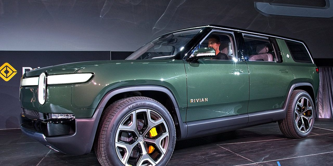 A boost for Rivian?