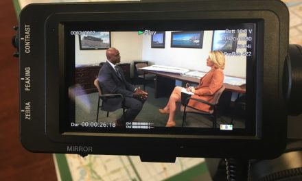 Behind the Interview | Christy McDonald & MDOT's Paul Ajegba