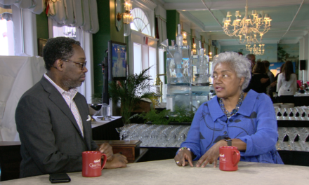 6/9/19: American Black Journal – Donna Brazile, Democratic Political Strategist