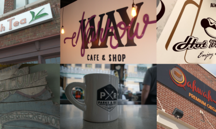 One Detroit – Narrow Way Cafe / Goldfish Tea / Red Hots Coney Island / Qawah House Tea / Parks & Rec Diner