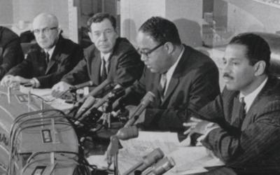 11/3/19: American Black Journal – Remembering John Conyers / I.M.A.G.I.N.E. Mentoring