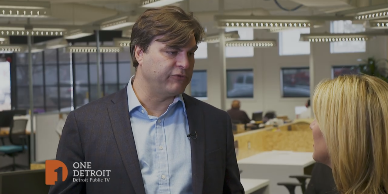 Web Exclusive: Interview with TechTown President & CEO, Ned Staebler