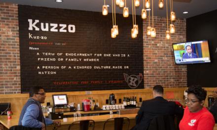 Kuzzo's Chicken and Waffles