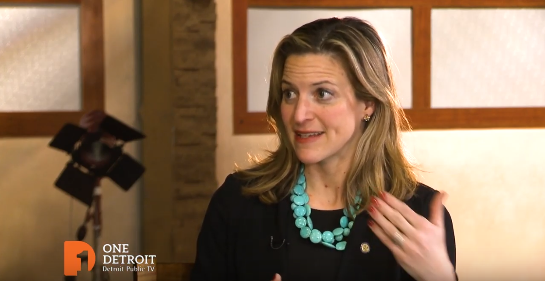 The Michigan Primary: A Conversation with Michigan Secretary of State Jocelyn Benson