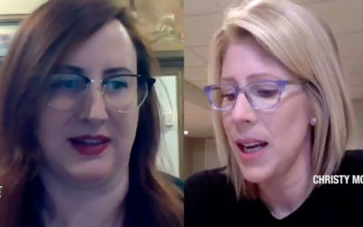 Nancy Kaffer talks with Christy McDonald on how life has changed with COVID-19