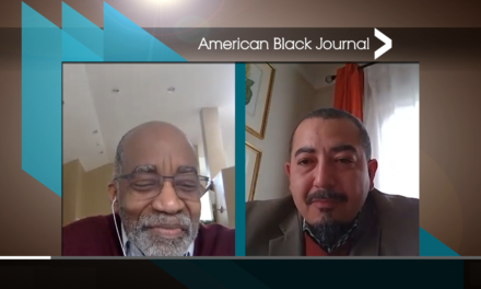 4/5/20: American Black Journal – Race, Health and the Pandemic / Shannon Cason