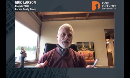 Eric Larson, CEO of Larson Realty