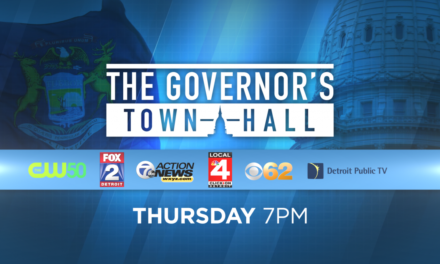 Governor's Town Hall – WATCH LIVE Thursday at 7pm ET