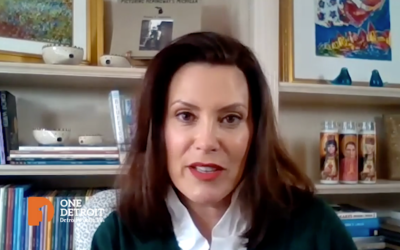 Gov. Whitmer: No playing politics with the health of Michiganders