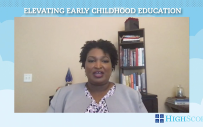 HighScope: Ensuring adequate early childhood education & care