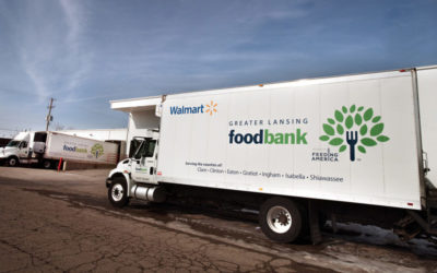 NEW: Michigan food banks in the pandemic
