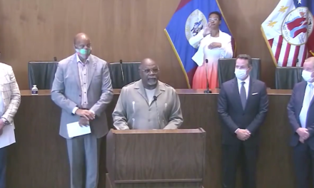 Detroit and business leaders take a stand against racism
