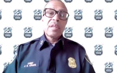 7/12/20: American Black Journal – Detroit Police Chief James Craig