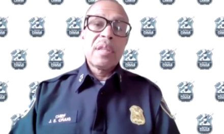 7/12/20: American Black Journal – Detroit Police Chief James Craig