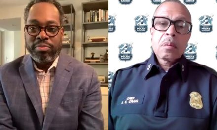 Cops and the Community: Detroit Police Chief talks about protests and calls for change