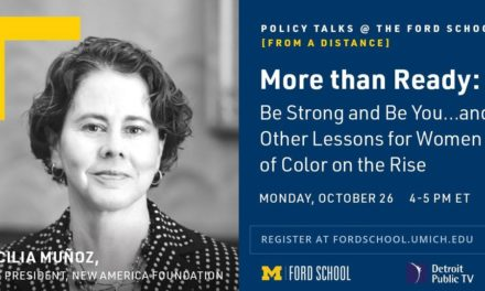 Policy Talks @ the Ford School