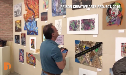 11/2/20: One Detroit – Prison Creative Arts Project / Ed Love / Nicole Jarecz / Sphinx