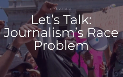 Diversity in the nation's newsrooms
