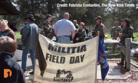 What's on the Mind of Militia Groups?