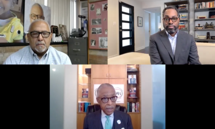 11/8/20: American Black Journal – Rev. Al Sharpton & Rev. Horace Sheffield III
