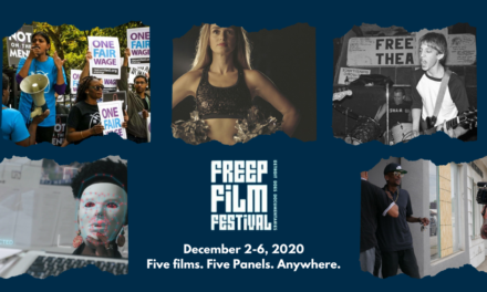 Freep Film Festival Goes Virtual, Dec 2-6
