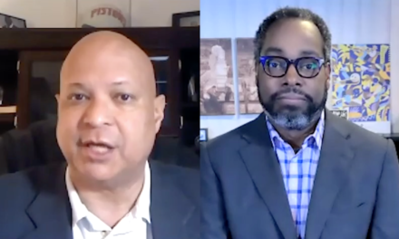 1/10/21: American Black Journal – Mark S. Lee / Dr. Antoine Garibaldi / Marygrove