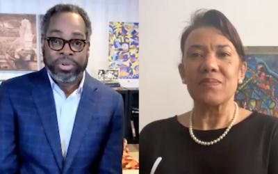 1/24/21: American Black Journal – Flint Mayor Karen Weaver / Judge Leonia Lloyd