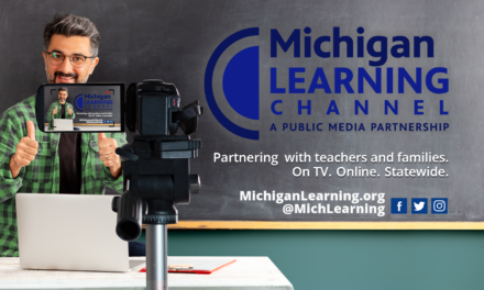 The Michigan Learning Channel Goes on the Air