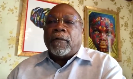 Wendell Anthony on voter suppression bills and the Black vote