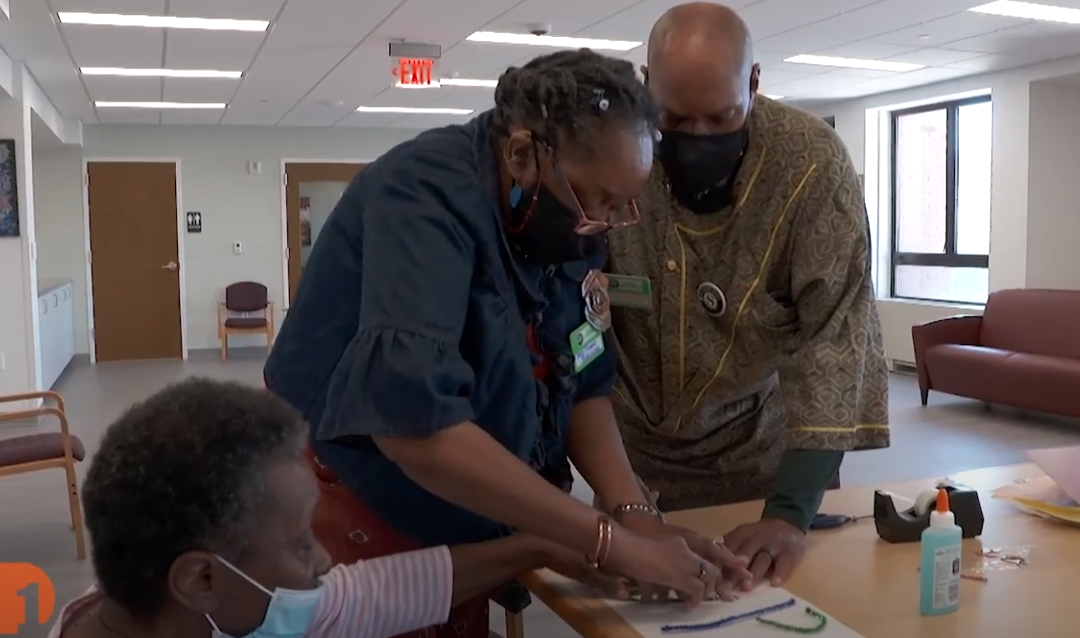 A Program in Detroit Provides Urgently Needed Care for Caregivers