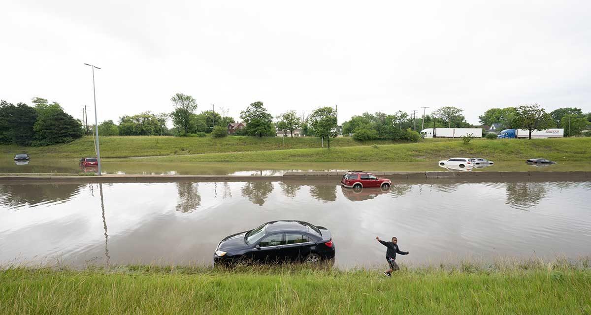 BridgeDetroit | Understanding Why Detroit Floods and Why It Keeps Happening